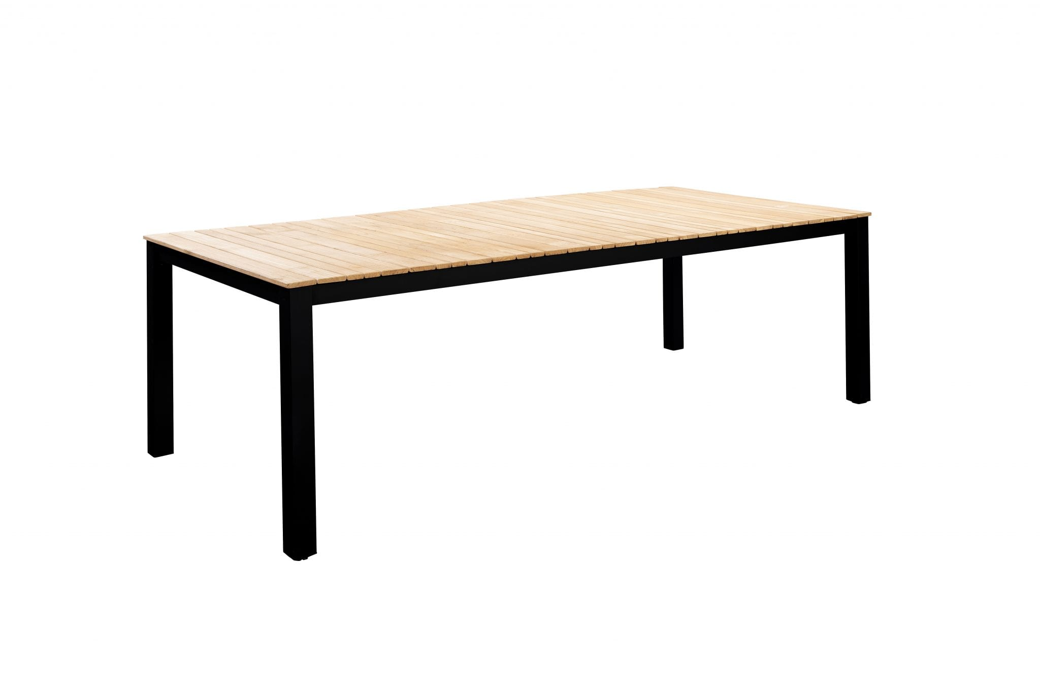 Arashi 200x100 dining table - black | Yoi Furniture