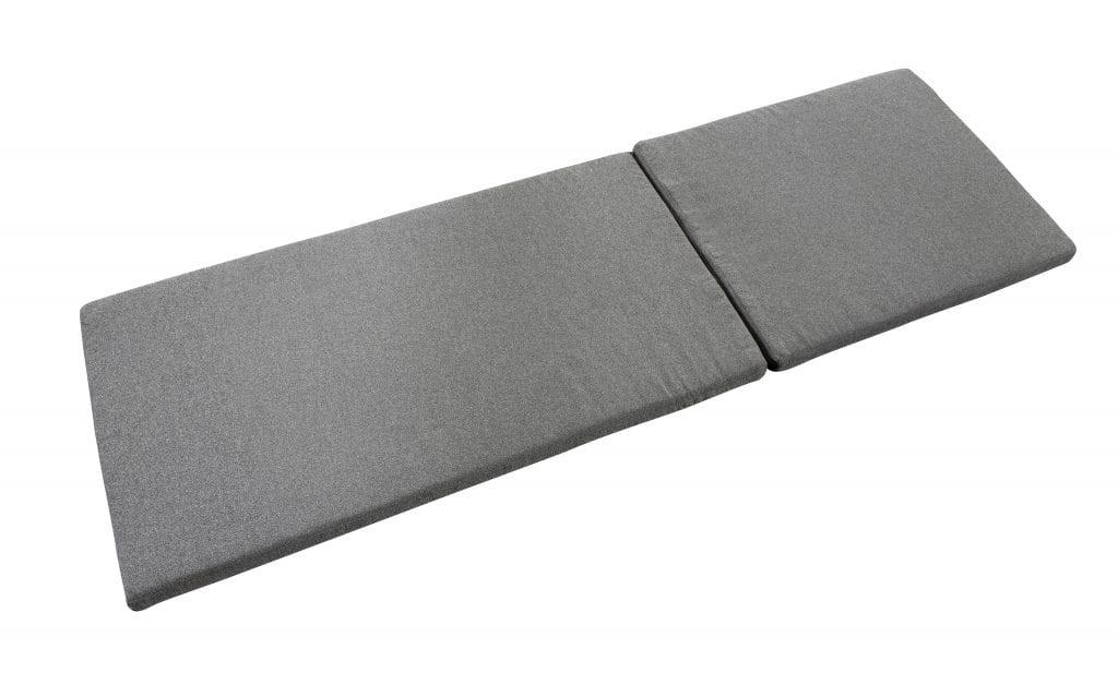 Mizu lounger cushion - dark grey | Yoi Furniture