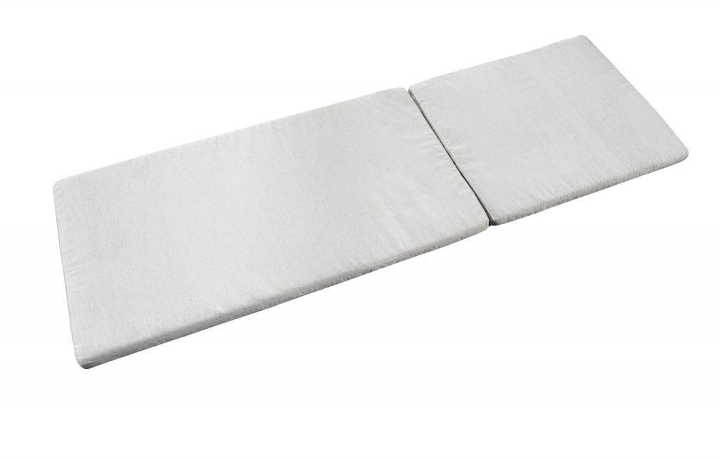 Mizu lounger cushion - white | Yoi Furniture