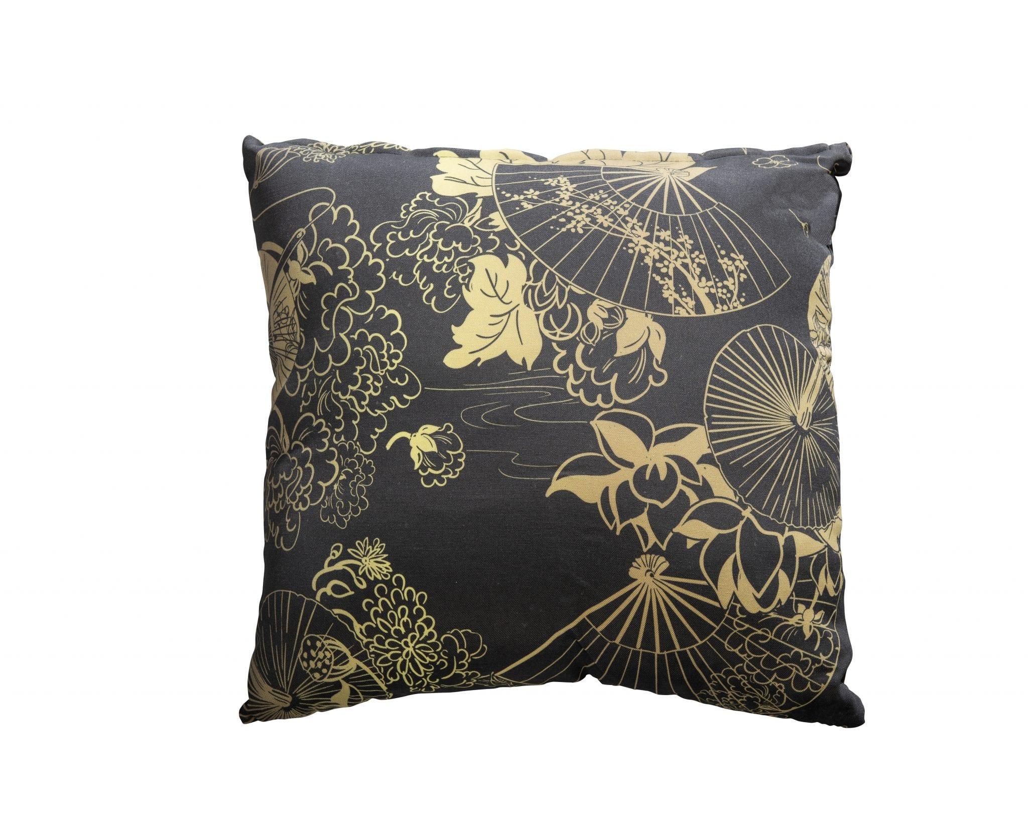 Decorative cushion 50x50 - gold | Yoi Furniture