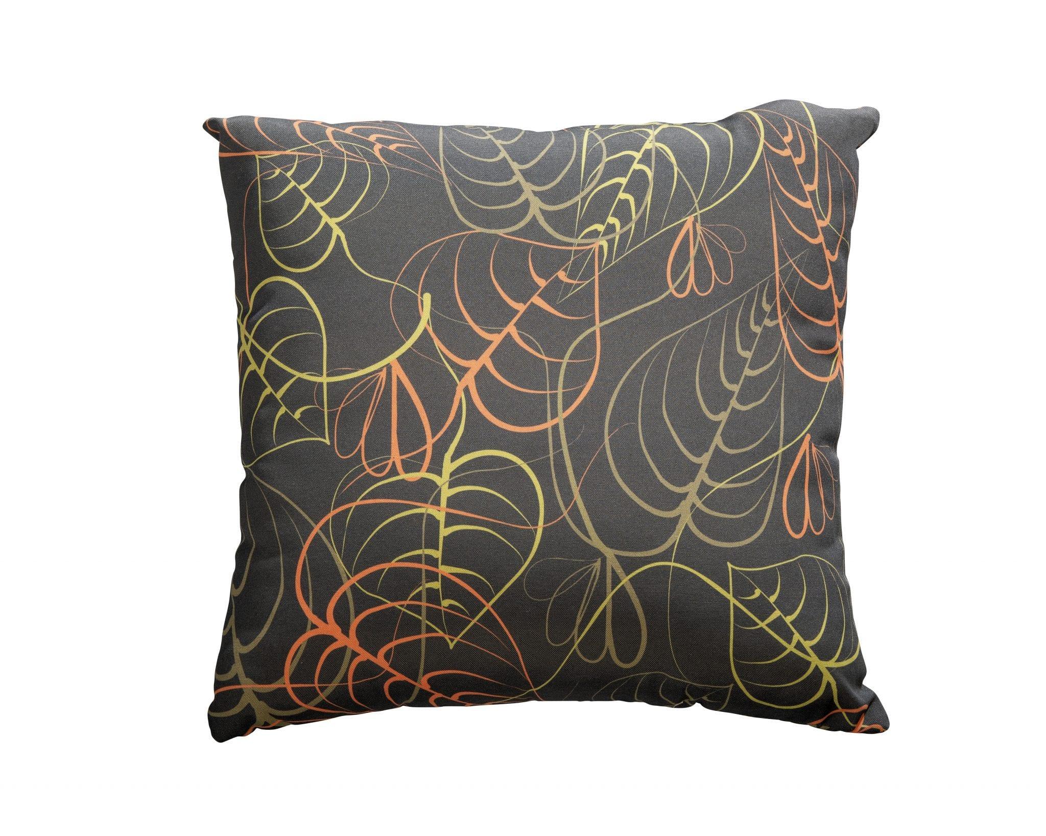 Decorative cushion 50x50 - leaf | Yoi Furniture