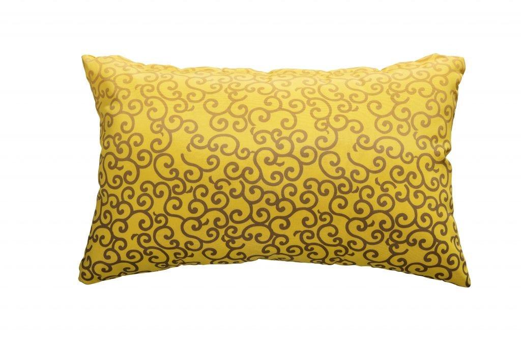 Decorative cushion grey   YOI Furniture