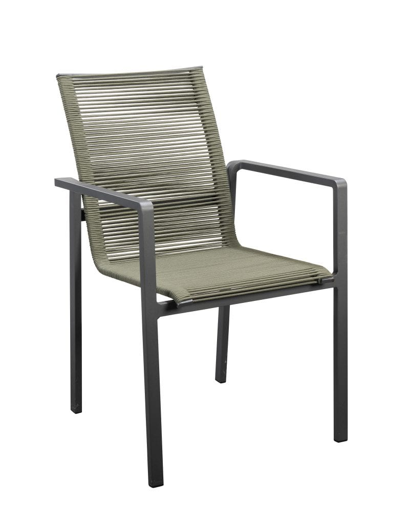Ishi stackable chair