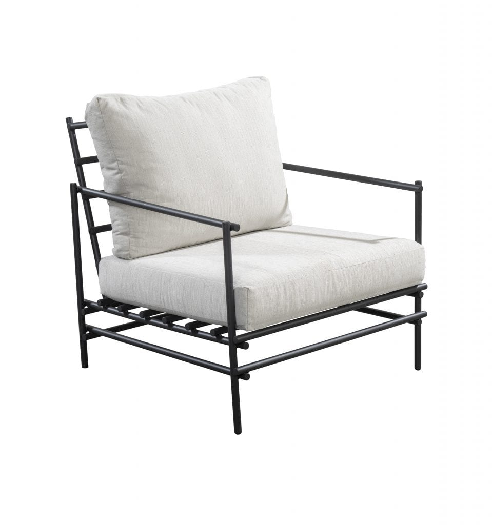 Ki lounge chair grey | YOI Furniture
