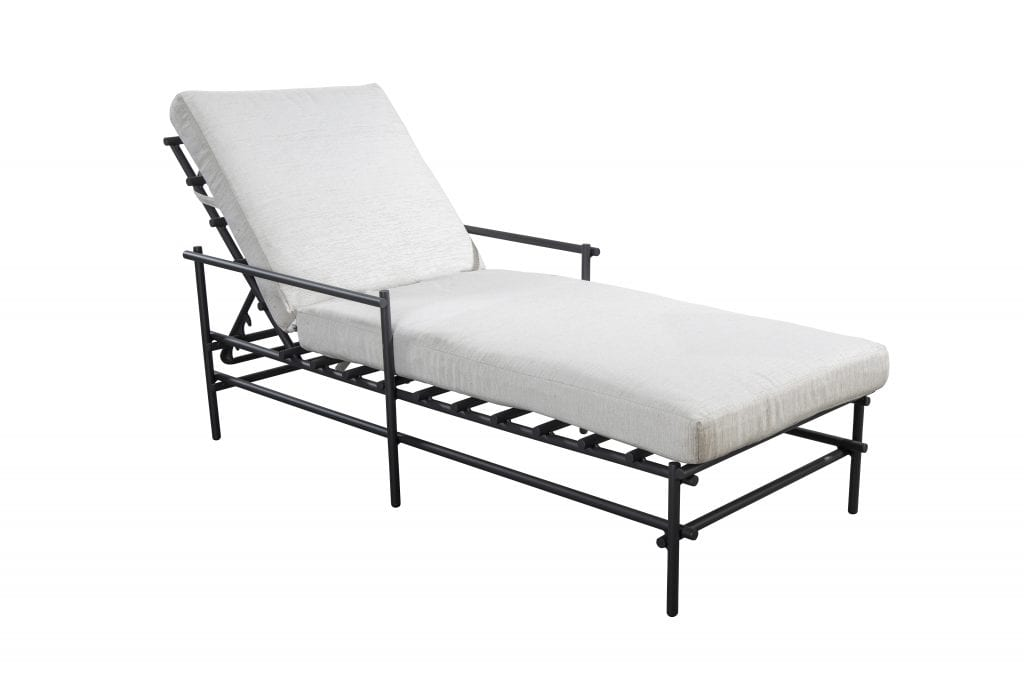 Ko lounger grey | YOI Furniture