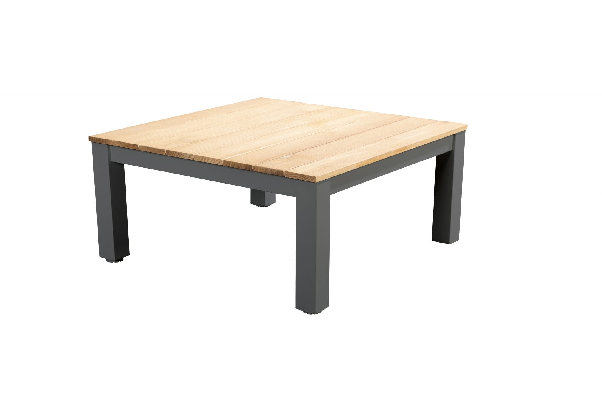 Midori 75x75 coffee table - dark grey | Yoi Furniture