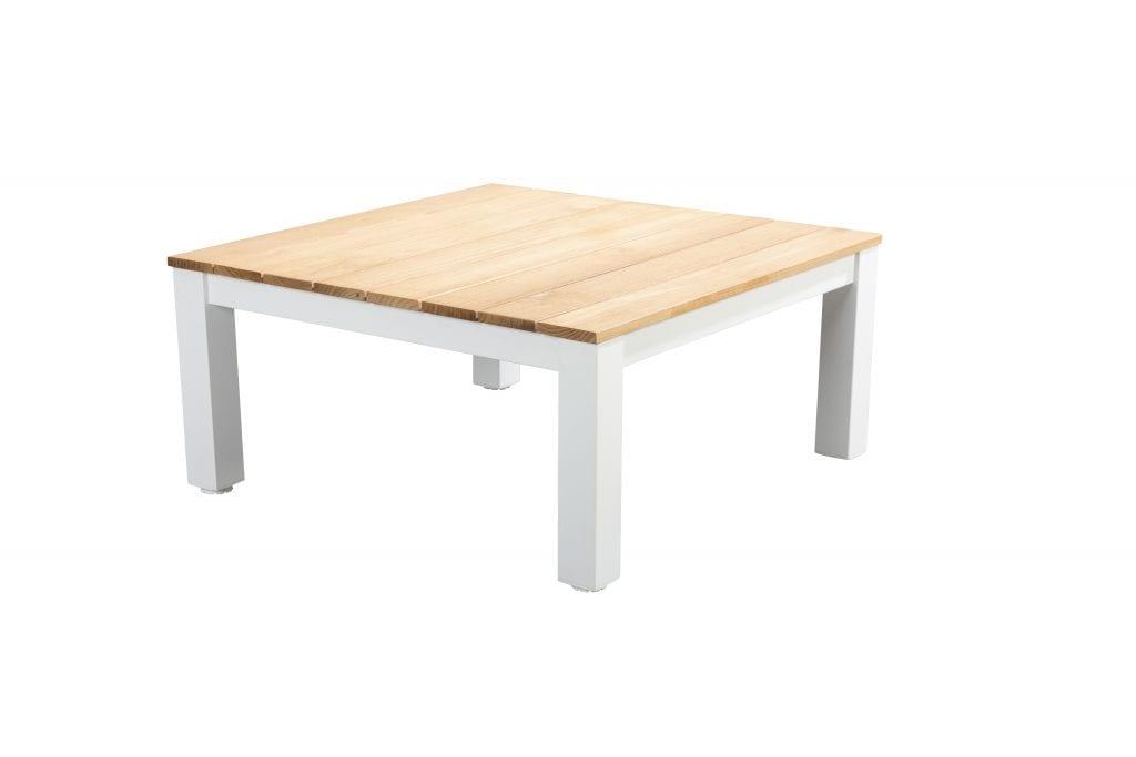 Midori 75x75 coffee table - white | Yoi Furniture