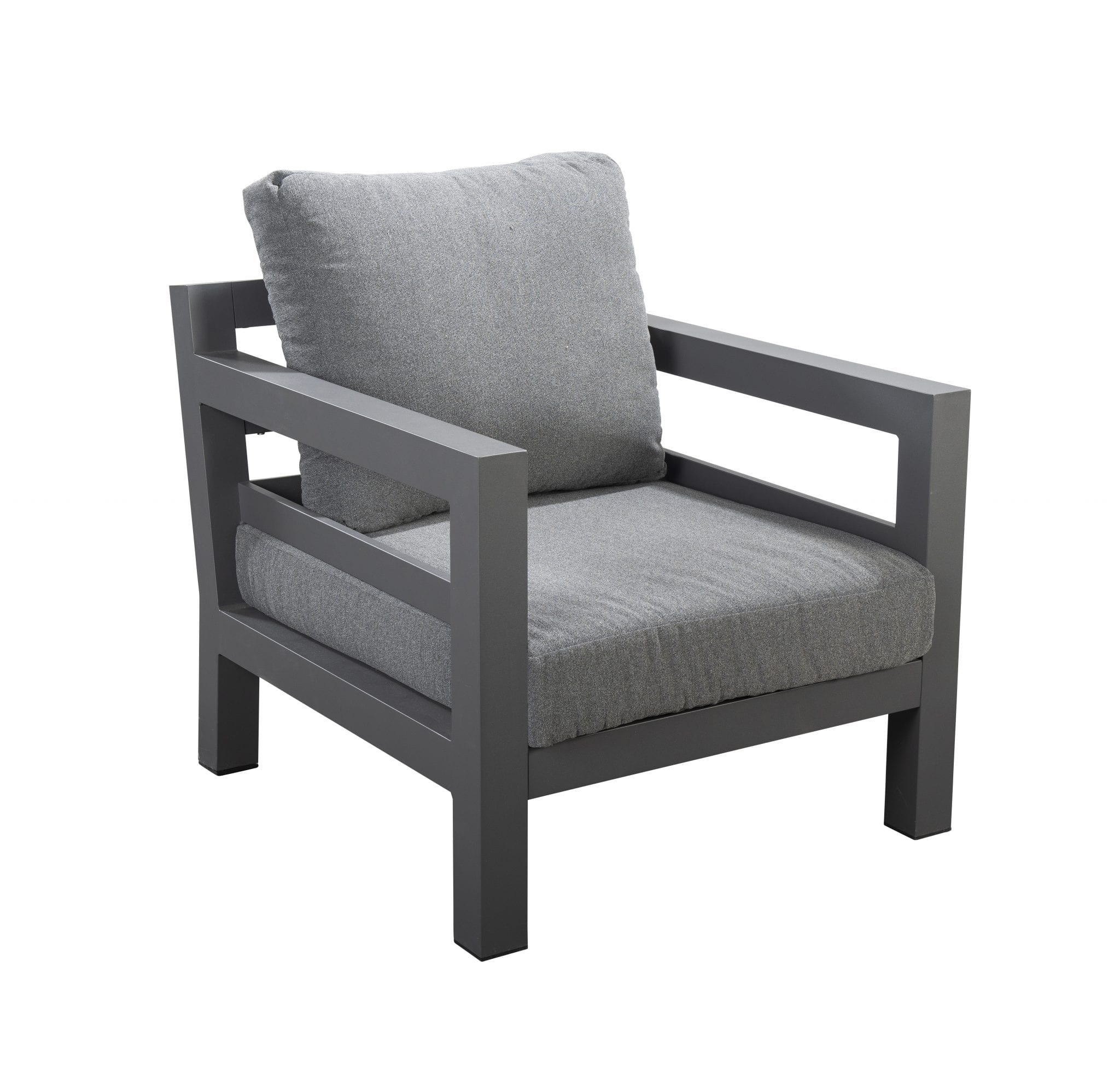 Midori lounge chair - dark grey | Yoi Furniture