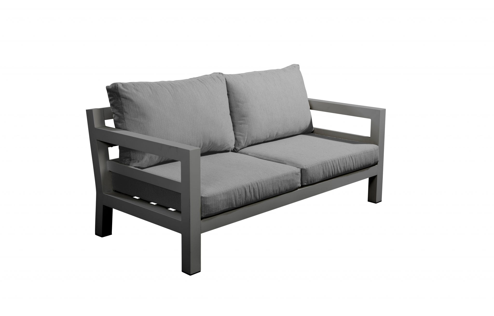 Midori sofa 2 seater - dark grey | Yoi Furniture