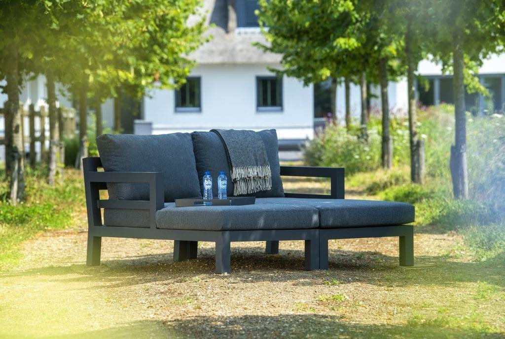 Midori divan set donkergrijs | YOI Furniture