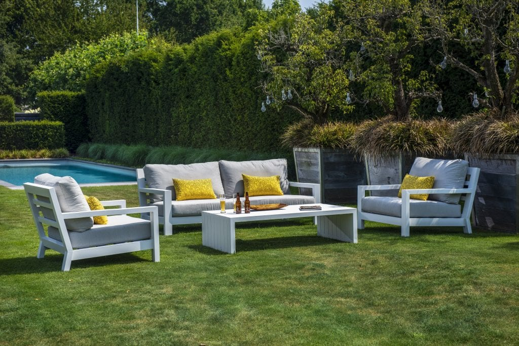 Ookii lounge set white | Yoi Furniture