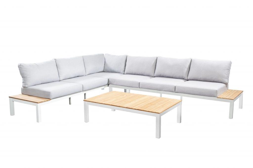 Tori corner set - white | Yoi Furniture
