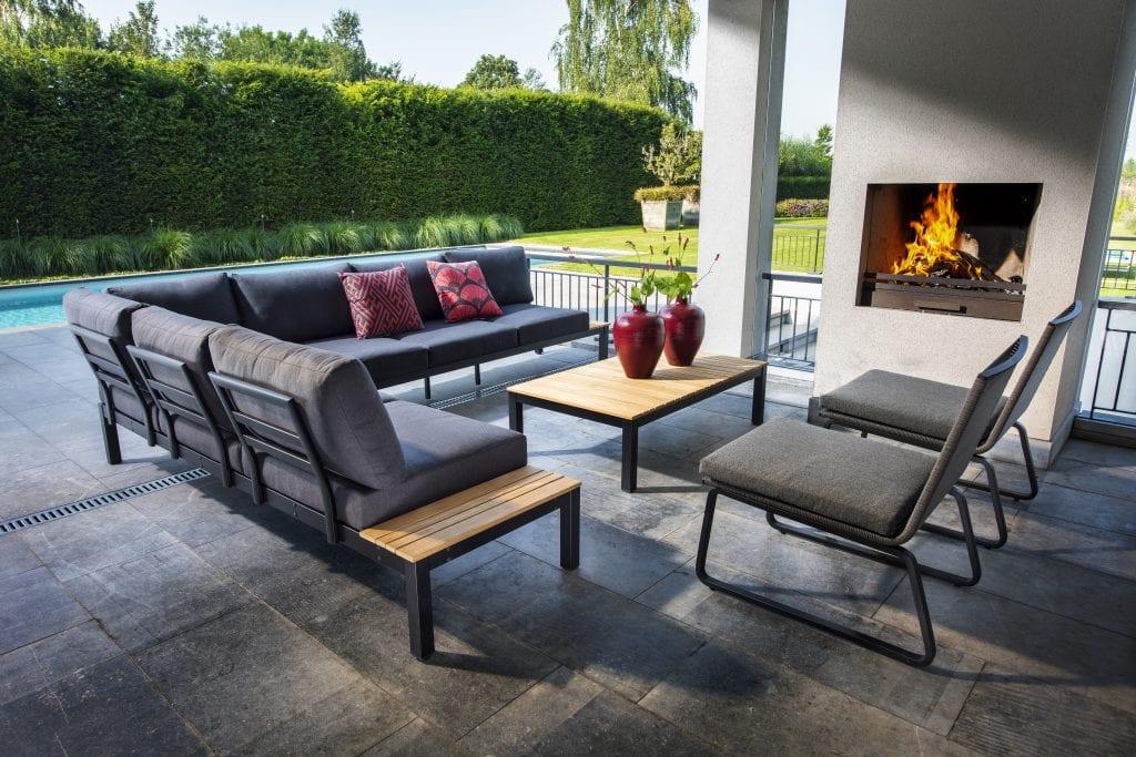 Tori corner set decorative cushions | Yoi Furniture
