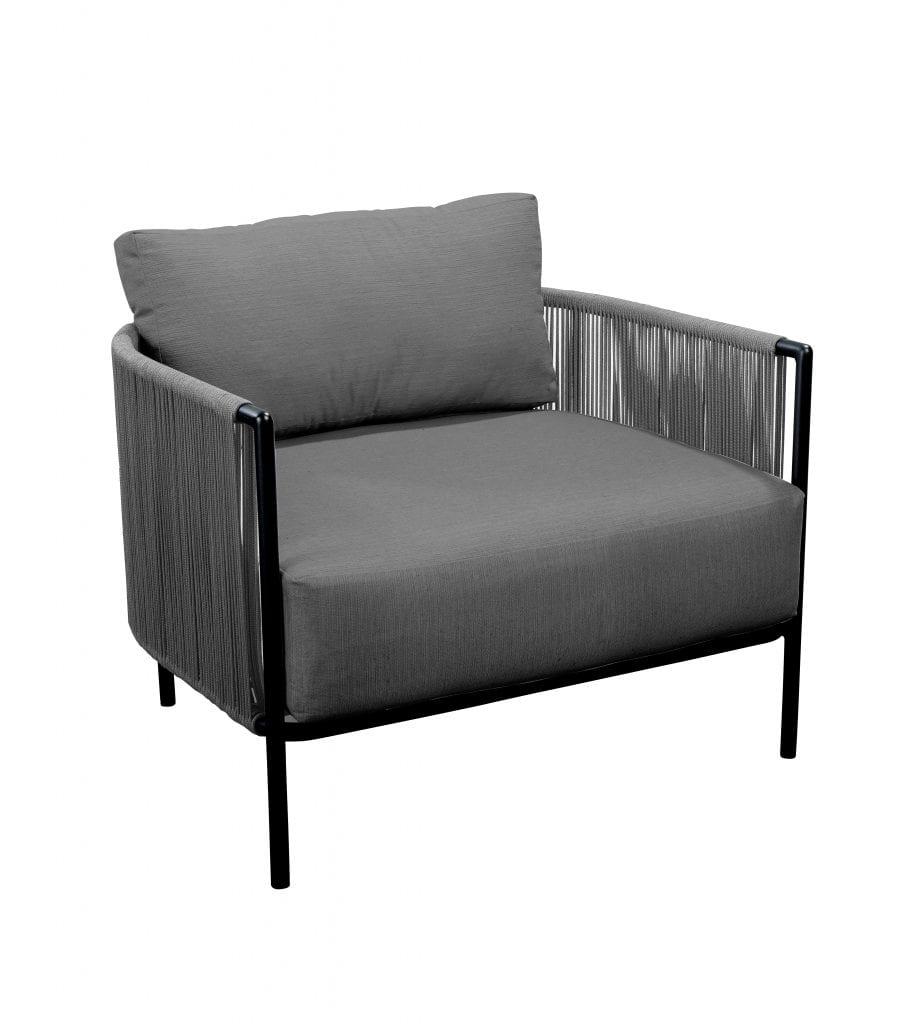 Umi lounge chair - dark grey | Yoi Furniture