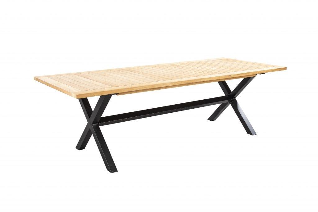 Wakai 236x100 dining table - black | Yoi Furniture