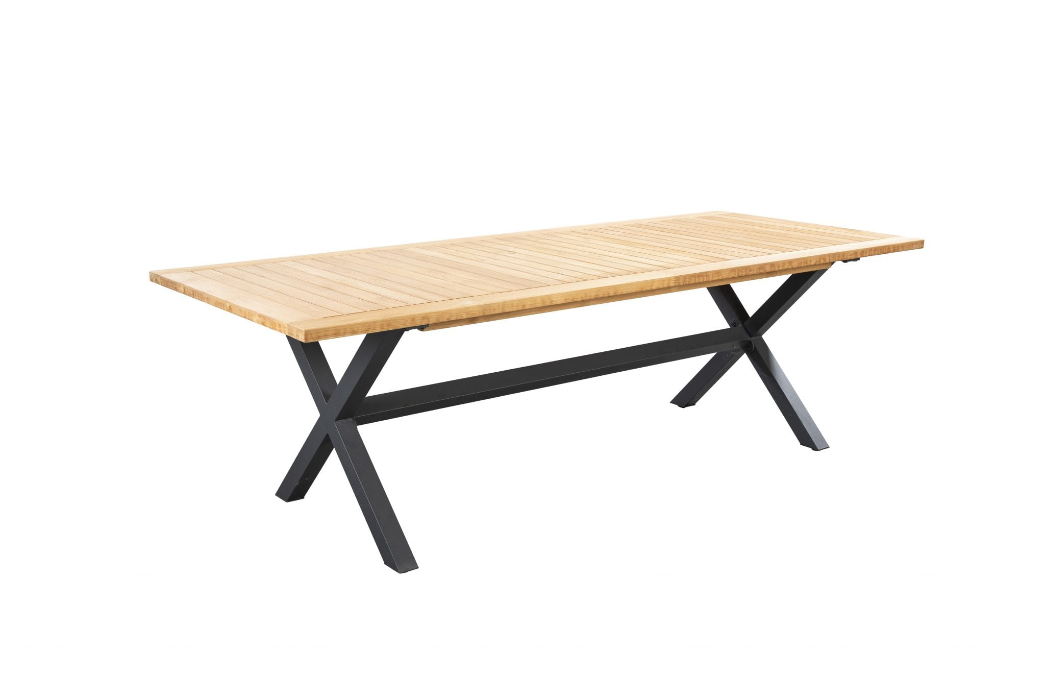 Wakai 236x100 dining table - dark grey | Yoi Furniture