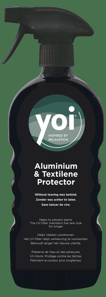 Aluminium & Textilene Protector | Yoi Furniture