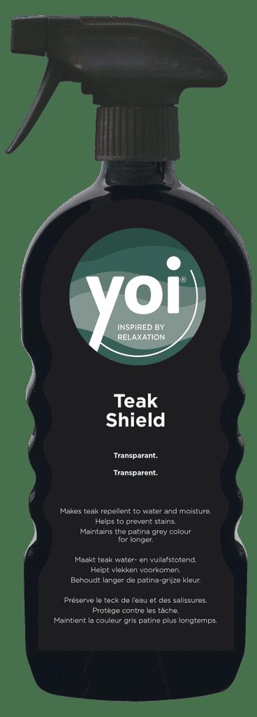 Teak Shield | Yoi Furniture